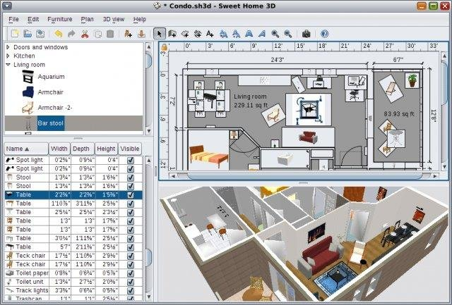 Free Interior Design Application Sweet Home D  Design Within And