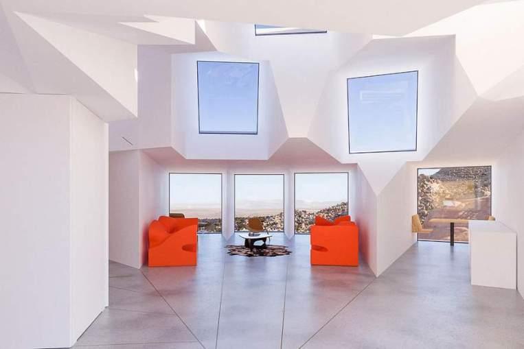 Joshua Tree residence Whitaker Studio3